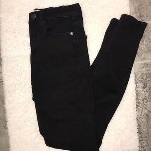 💥 2 for $20 NWOT High-waisted Black Skinny Jeans